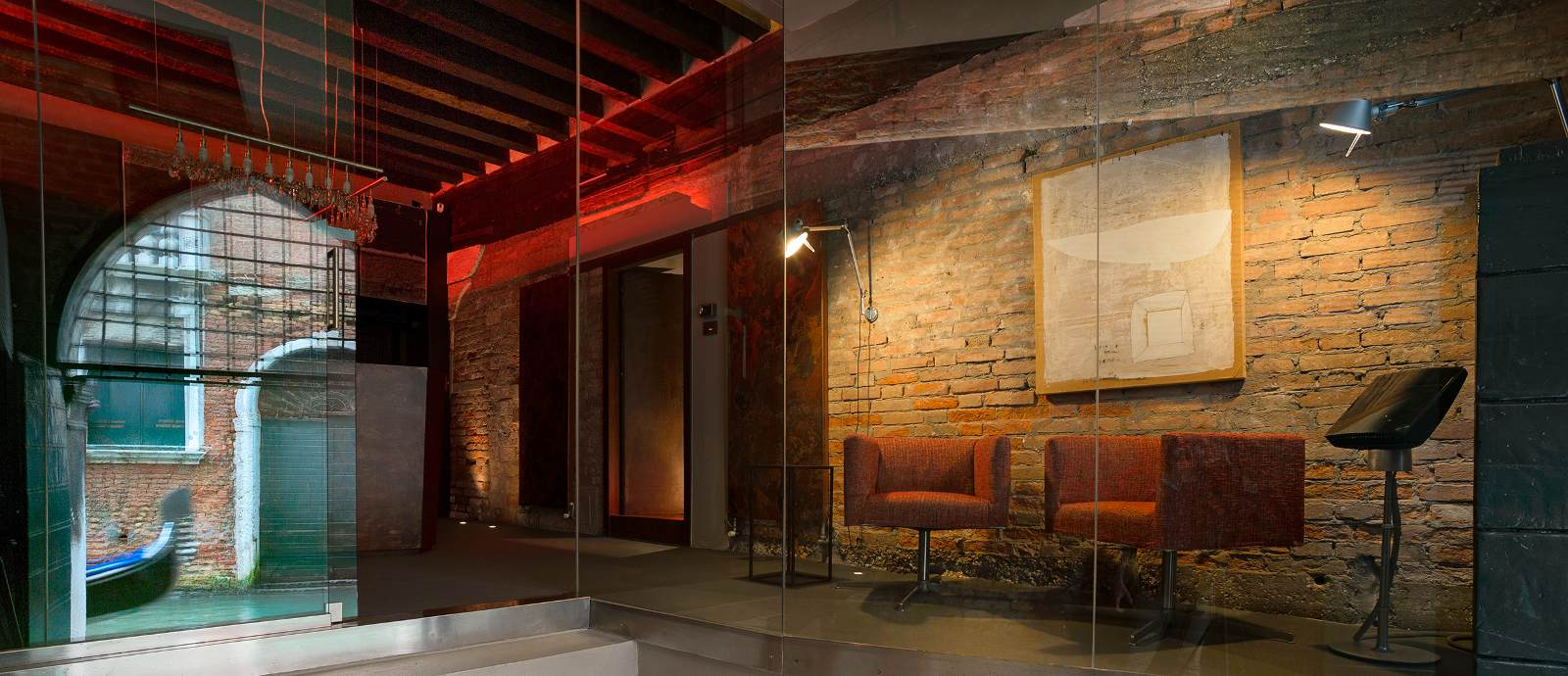 Design hotel venice the charming house official site for Design hotel venice